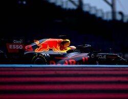 Max Verstappen se postula como uno de los candidatos a la pole tras liderar en los últimos Libres