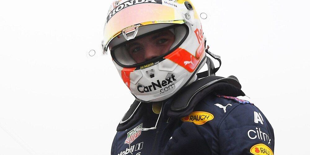 """Max Verstappen: """"El resultado es muy prometedor y un gran impulso para el equipo"""""""