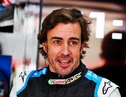 """Fernando Alonso: """"Tenemos que estar satisfechos con nuestra posición de salida"""""""