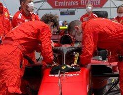 """Carlos Sainz: """"Luchamos con la degradación, mantuvimos el problema durante toda la carrera"""""""