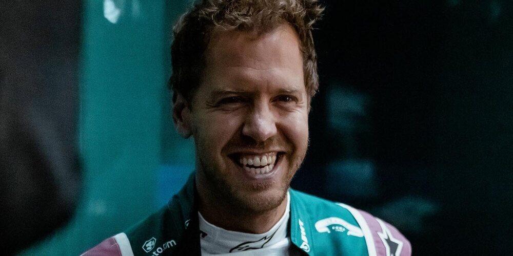 """Vettel: """"Ha sido una buena actuación por parte del equipo, la estrategia ha funcionado bien"""""""