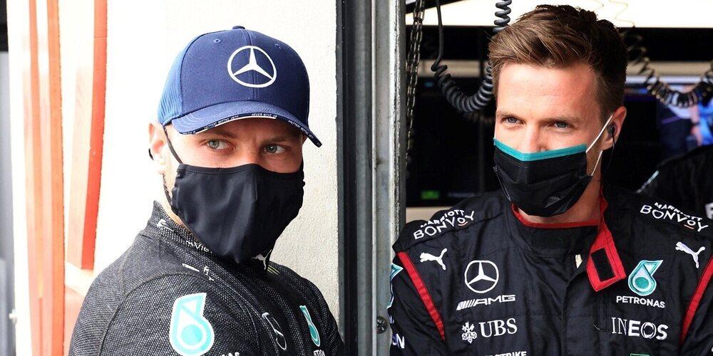 Ralf Schumacher cree que alguien que comete tantos errores como Bottas no merece seguir en Mercedes