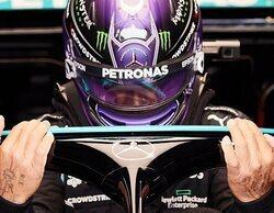 Lewis Hamilton se pone serio y lidera los Libres 3 ante un Verstappen que planta batalla