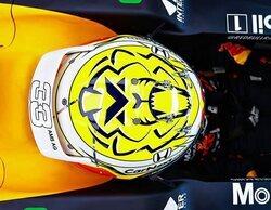 Max Verstappen intimida a sus rivales con su fuerte rugido para alzarse con la pole en Estiria