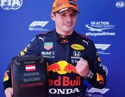 """Max Verstappen: """"Es un gran resultado conseguir la primera pole del equipo en nuestra pista"""""""