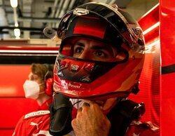"""Sainz: """"Ayer nuestro ritmo en las tandas largas no estuvo mal; espero poder obtener un buen resultado"""""""