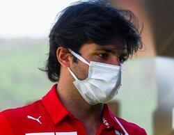 """Carlos Sainz: """"El ritmo fue bueno, pero me llevó muchas vueltas deshacerme de Hamilton"""""""