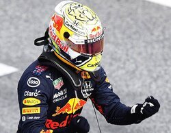 """Max Verstappen: """"Estoy contento por ganar aquí y hacerlo en el Red Bull Ring siempre es especial"""""""