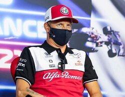 """Kimi Räikkönen: """"La estrategia fue la correcta, tuvimos un buen ritmo y el coche rindió bien"""""""