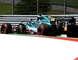"Previa Aston Martin - Austria: ""La zona media estuvo ajustada la semana pasada y lo será de nuevo"""