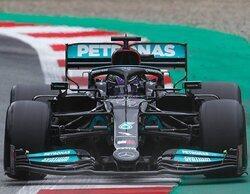 Mercedes toma el relevo durante la tarde y se coloca al frente de los Libres 2