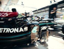 """Lewis Hamilton: """"Hemos dado algunos pequeños pasos hacia adelante"""""""