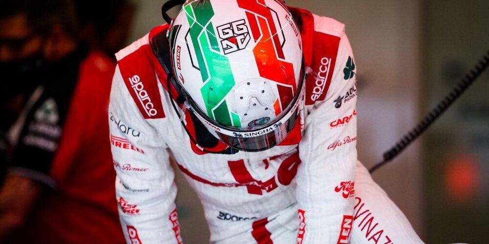 """Antonio Giovinazzi: """"Teníamos el ritmo para llegar a la Q3, es decepcionante"""""""