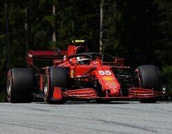 """Carlos Sainz: """"Hoy decidimos arriesgar un poco más al intentar llegar a Q3; no estoy contento"""""""
