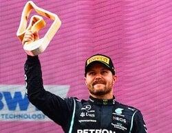 """Valtteri Bottas: """"Es positivo estar en el podio, hemos maximizado lo que podíamos conseguir"""""""
