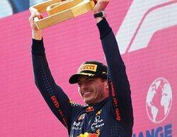 """Verstappen: """"Es difícil de expresar con palabras, el fin de semana fue lo mejor que podía ser"""""""