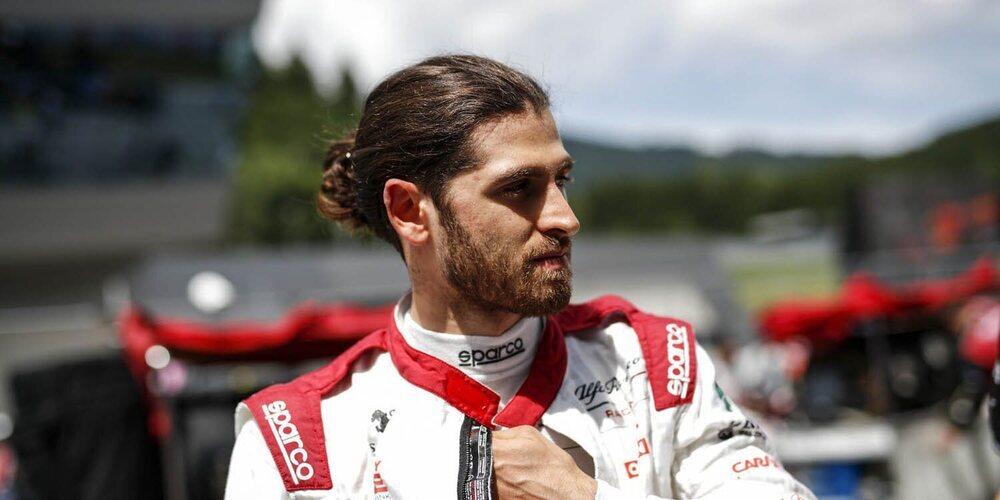 """Giovinazzi: """"Nuestra carrera estuvo comprometida en la primera vuelta; fue difícil recuperarse"""""""