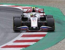 """Mick Schumacher: """"Hubo una parte de la carrera donde nuestro ritmo igualaba al de Alfa Romeo y Williams"""""""