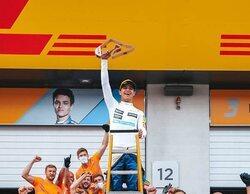 """Seidl, sobre Norris: """"No eres un piloto completo en tu tercer año en F1; su mejora es impresionante"""""""