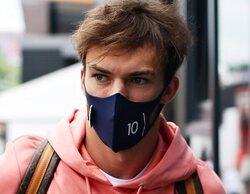 Nico Rosberg no ve claro un posible regreso de Gasly a Red Bull