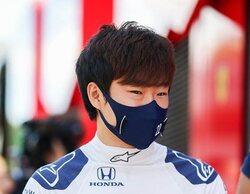 """Franz Tost: """"Soy optimista con Yuki Tsunoda, está mejorando día a día y será un piloto exitoso en el futuro"""""""