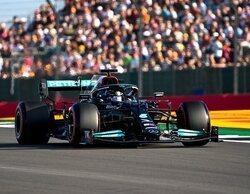 Lewis Hamilton renace y mañana partirá primero en la clasificación al sprint