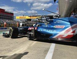 """Alonso: """"Teníamos más de ritmo en el coche para llegar a Q3; tenemos otra oportunidad mañana"""""""