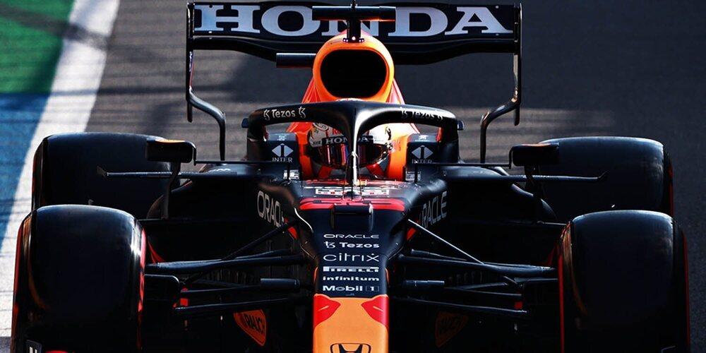 Max Verstappen lidera una segunda sesión de Libres un tanto descafeinada