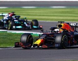 Verstappen y Alonso, los grandes protagonistas de esta primera carrera al sprint en Silverstone