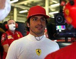 """Sainz: """"Mi carrera estuvo muy comprometida por el que honestamente considero un error de Russell"""""""