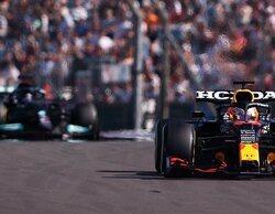 """Lewis Hamilton: """"Es difícil seguir a Red Bull, es decepcionante, pero le daremos la vuelta"""""""
