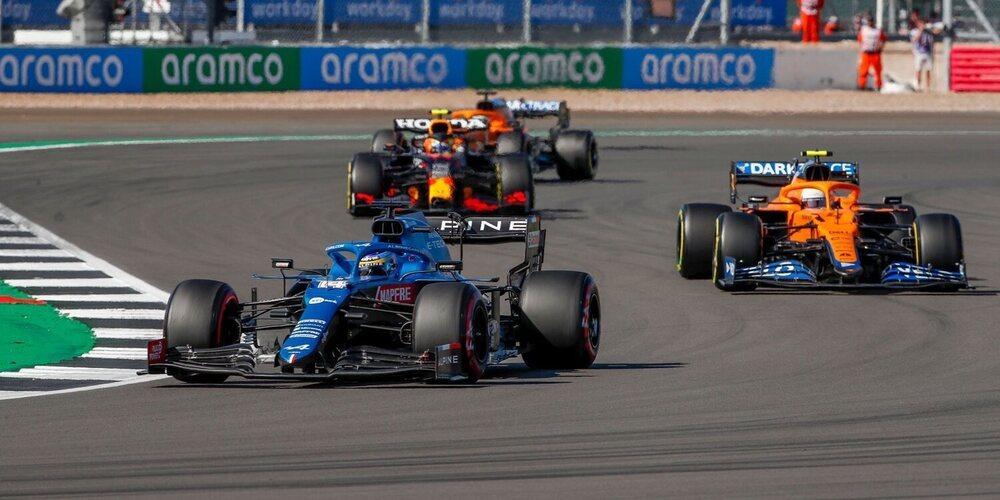 Fernando Alonso sigue siendo el mejor piloto de la Fórmula 1, según Emerson Fittipaldi