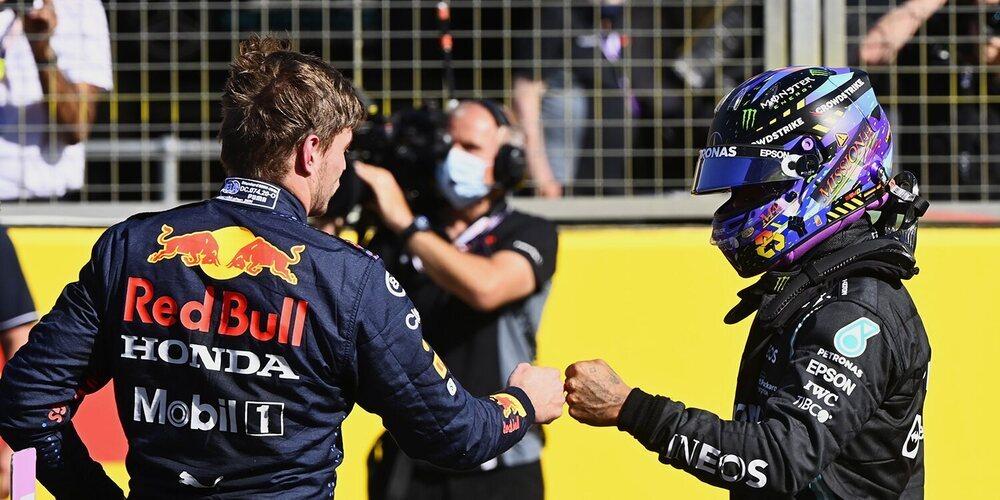 """Rosberg, sobre la batalla Hamilton-Verstappen en Silverstone: """"Ha sido una lucha generacional"""""""