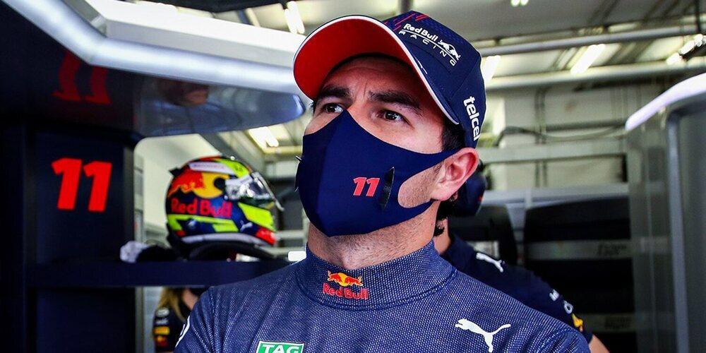 """Pérez, sobre Aston Martin: """"El equipo ha sido muy fuerte gracias a la unidad de sus integrantes"""""""