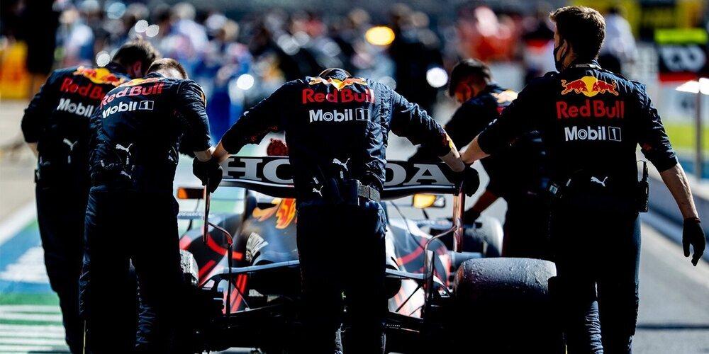 El motor de Verstappen podría quedar inservible, aseguran desde Honda