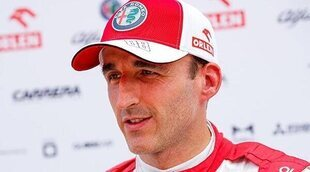 Alfa Romeo vuelve a confiar en Robert Kubica para participar en los Libres 1 de Hungría