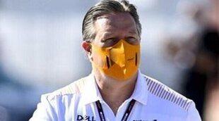 """Brown: """"Lo importante es que la Fórmula 1 sea la punta de lanza para la tecnología de vanguardia"""""""
