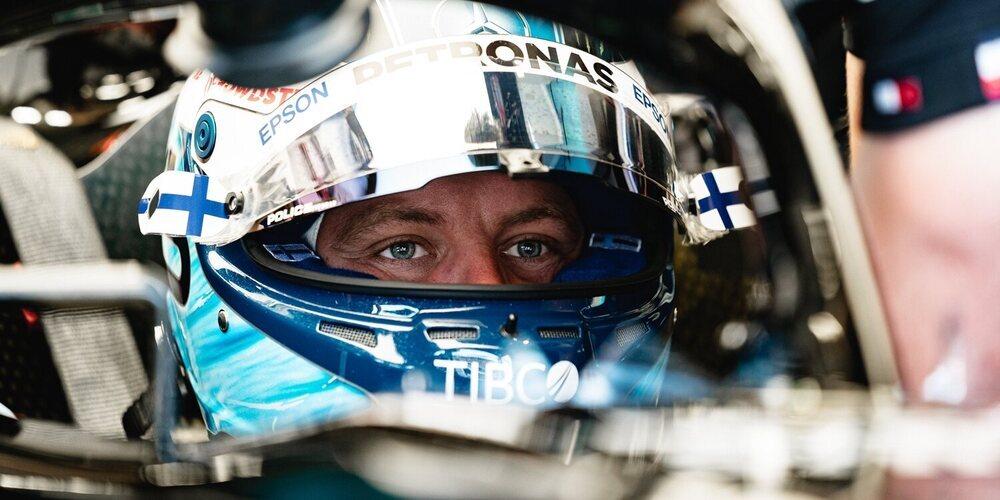 """Valtteri Bottas: """"Mañana lucharemos por la pole, y eso es muy motivador"""""""