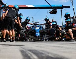 "Fernando Alonso: ""Todavía no tenemos un equilibrio perfecto, pero nos estamos acercando"""