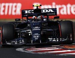 """Gasly: """"Estoy encantado por ser el primer coche por detrás de los Mercedes y Red Bull"""""""