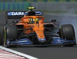 """Norris: """"Sabía que llegar a Q3 estaría muy ajustado, así que estoy muy contento con el ritmo"""""""
