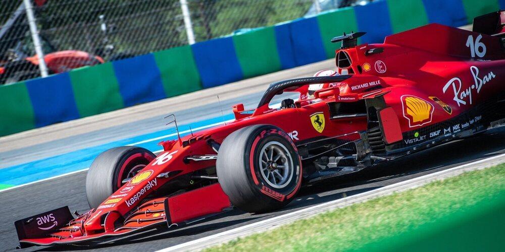 """Charles Leclerc: """"7º es un poco decepcionante, una buena salida será esencial"""""""