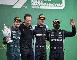 """Lewis Hamilton: """"Lo di todo y no me quedó nada al final"""""""
