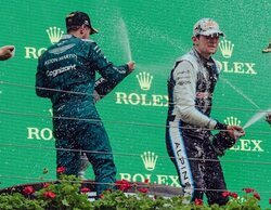"""Sebastian Vettel: """"Cuando estás tan cerca de la victoria, siempre quieres más"""""""