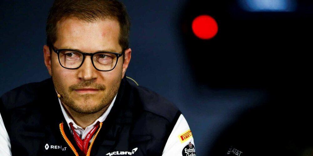"""Andreas Seidl y los costes de los accidentes: """"No pienso ir en la dirección que marca Christian Horner"""""""