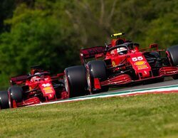 """Mattia Binotto destaca la alineación de pilotos de Ferrari: """"Tenemos la mejor de todo el pit lane"""""""
