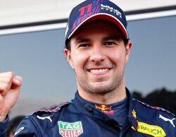 """Pérez y sus sensaciones en Red Bull: """"Ha sido más duro de lo que esperaba, es una categoría diferente"""""""
