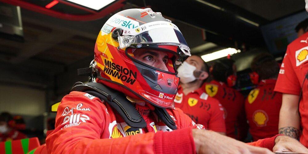 """Carlos Sainz: """"Una vez me sienta más cómodo, McLaren lo pasará mal para batirnos"""""""
