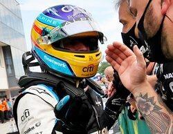 "Fernando Alonso: ""Considero un privilegio compartir pista con tipos como Vettel"""