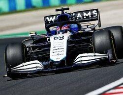 """Russell: """"Quiero llevar a Williams al 8° en Constructores, tenemos la oportunidad de luchar por ello"""""""